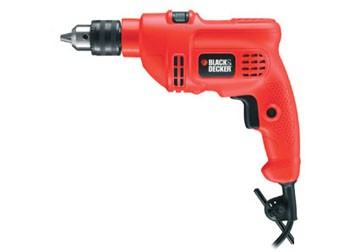 10mm Máy khoan 450W Black and Decker KR454RE